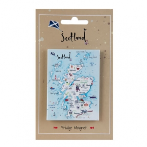 Scotland Map product image