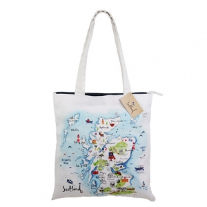 Scotland Map product image